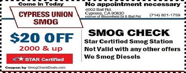 Dmv Smog Check >> Smog Check Near Me 20 Discount Smog Coupon Star Station Pass Smog Now